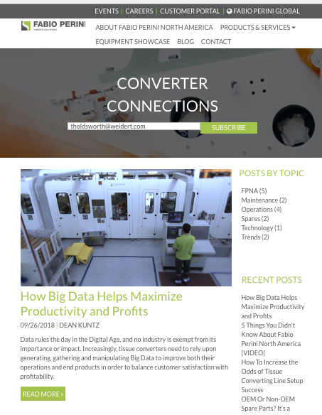 Converter Connections Blog
