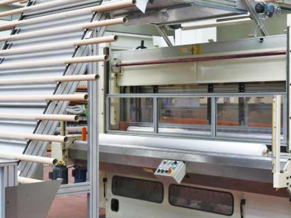 702G Industrial Rewinder