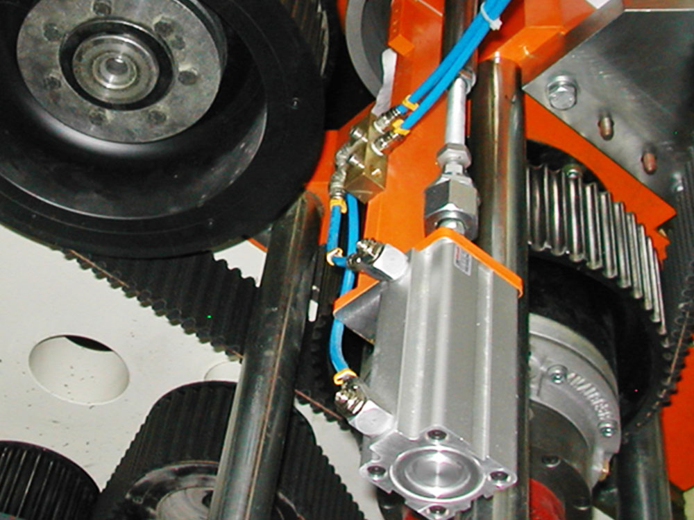 795C Industrial Rewinder