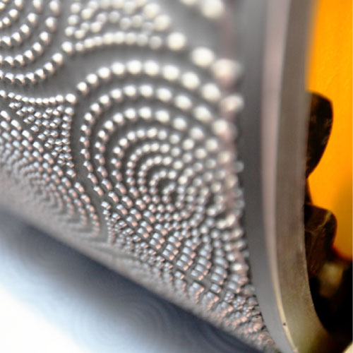 Embossing solutions