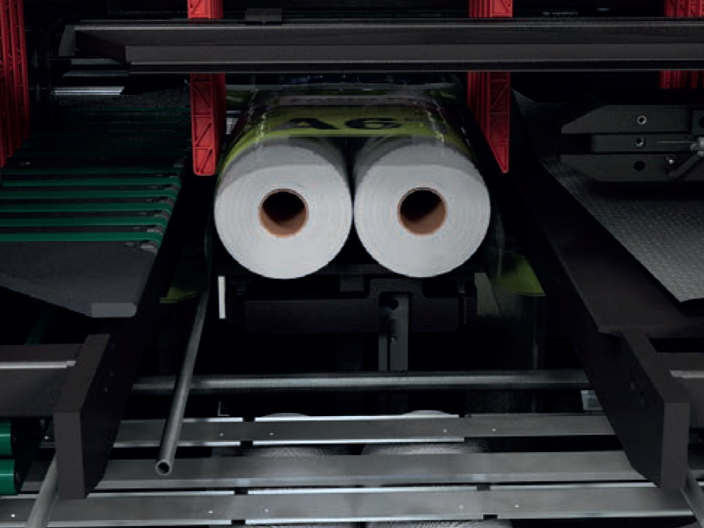 A6T fully automatic wrapper